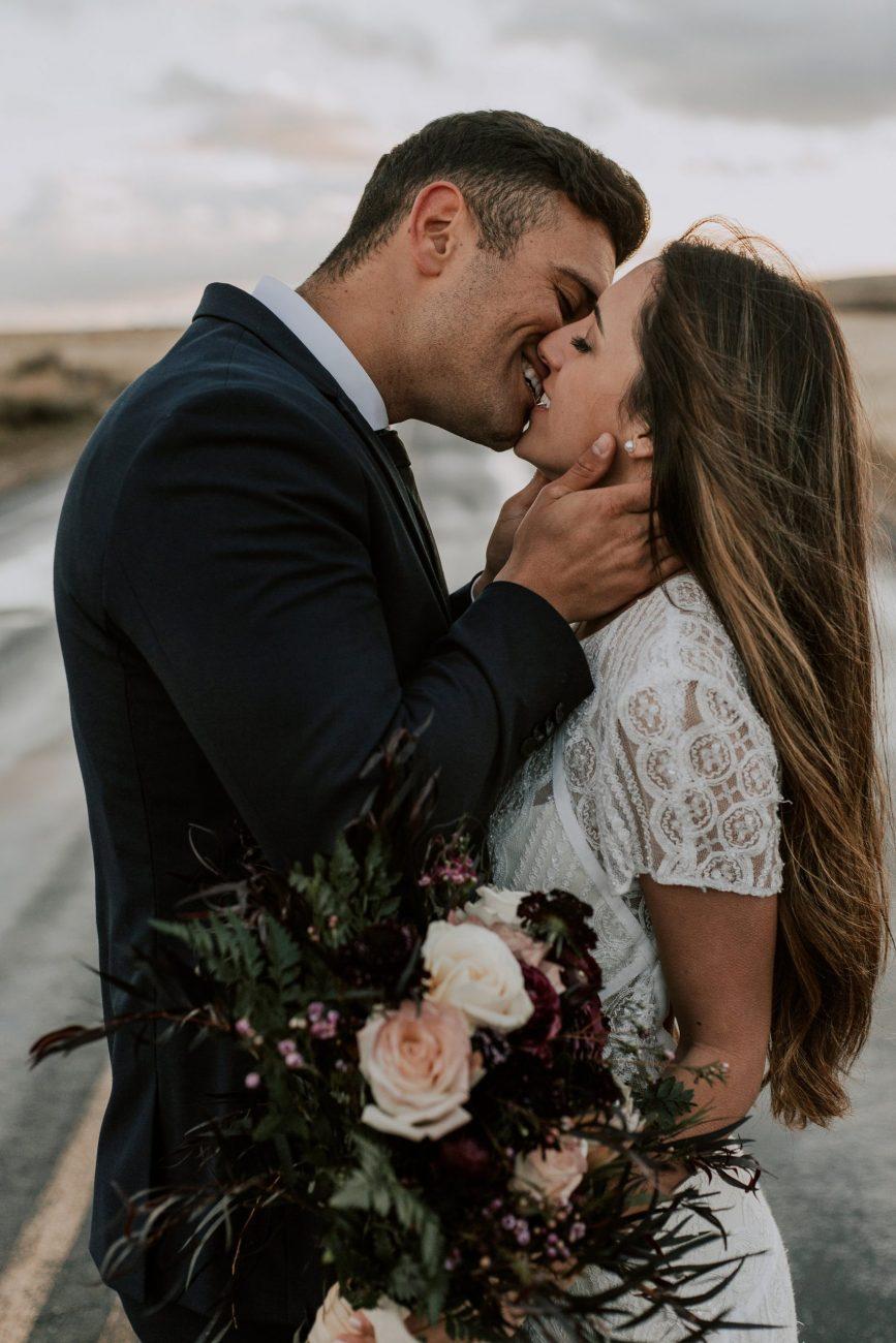 Adventurous Bridals at Antelope Island