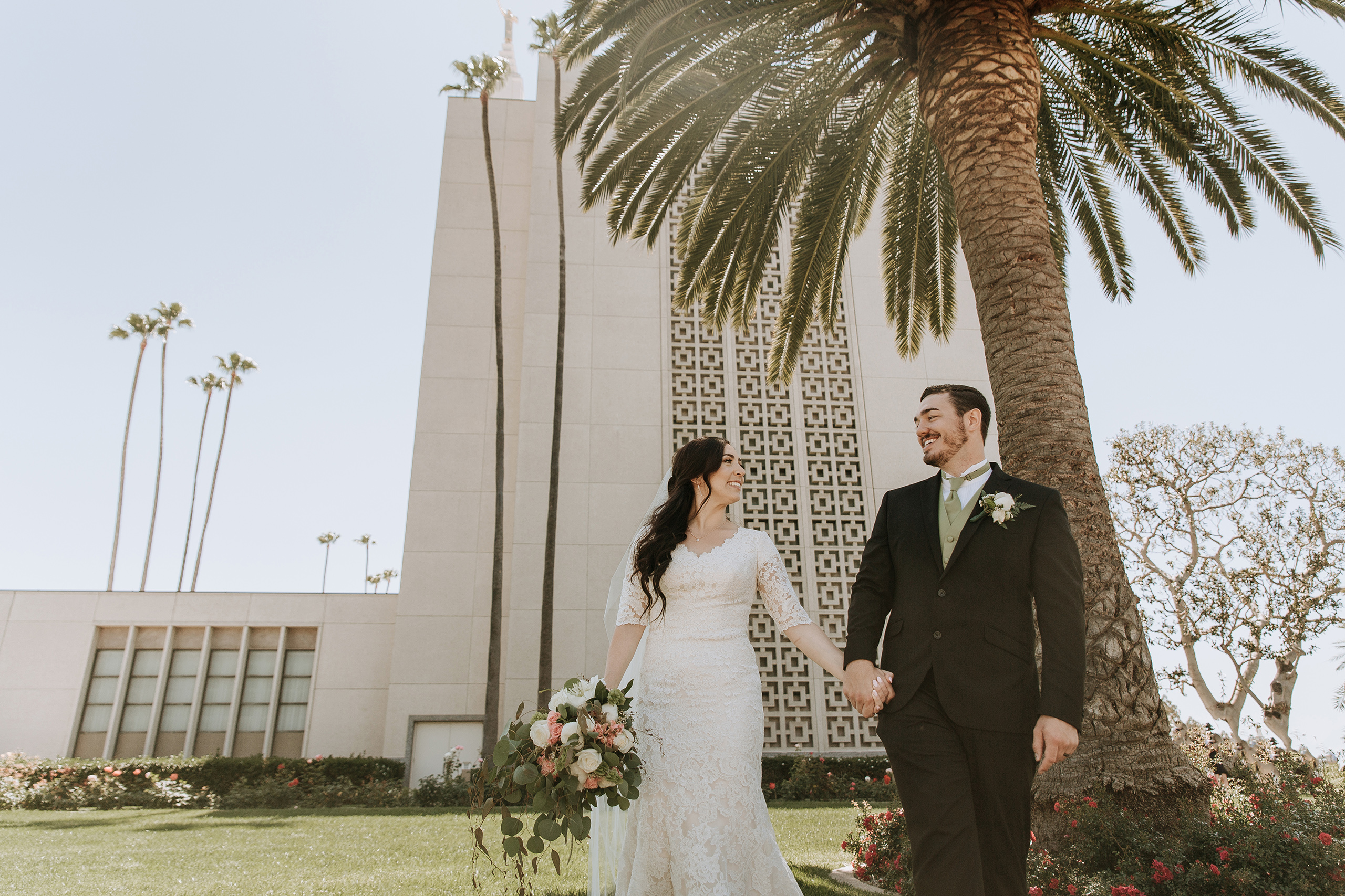 Summer Wedding in Los Angeles | Los Angeles Wedding Photographers