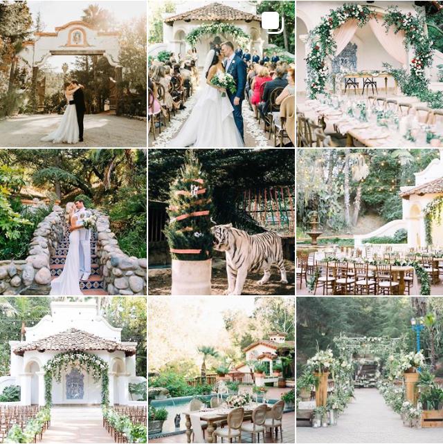 Rancho Las Lomas - Best Orange County Wedding Venues