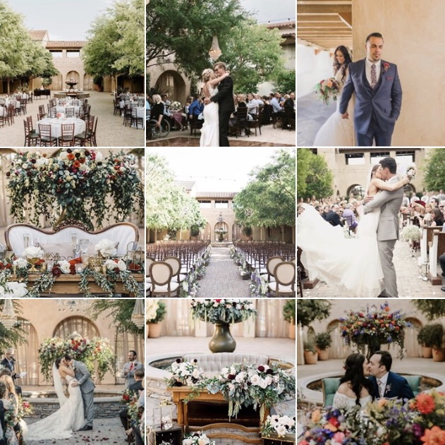Serra Plaza Wedding Venue