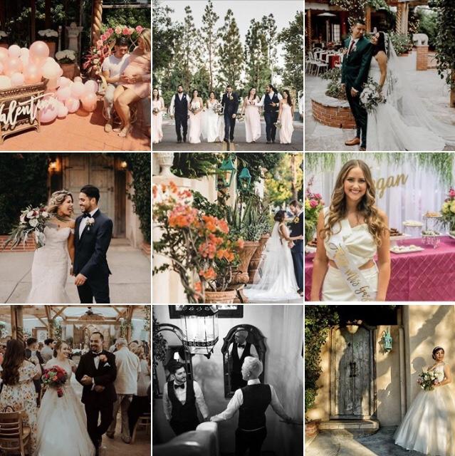 The Hacienda Wedding Venue