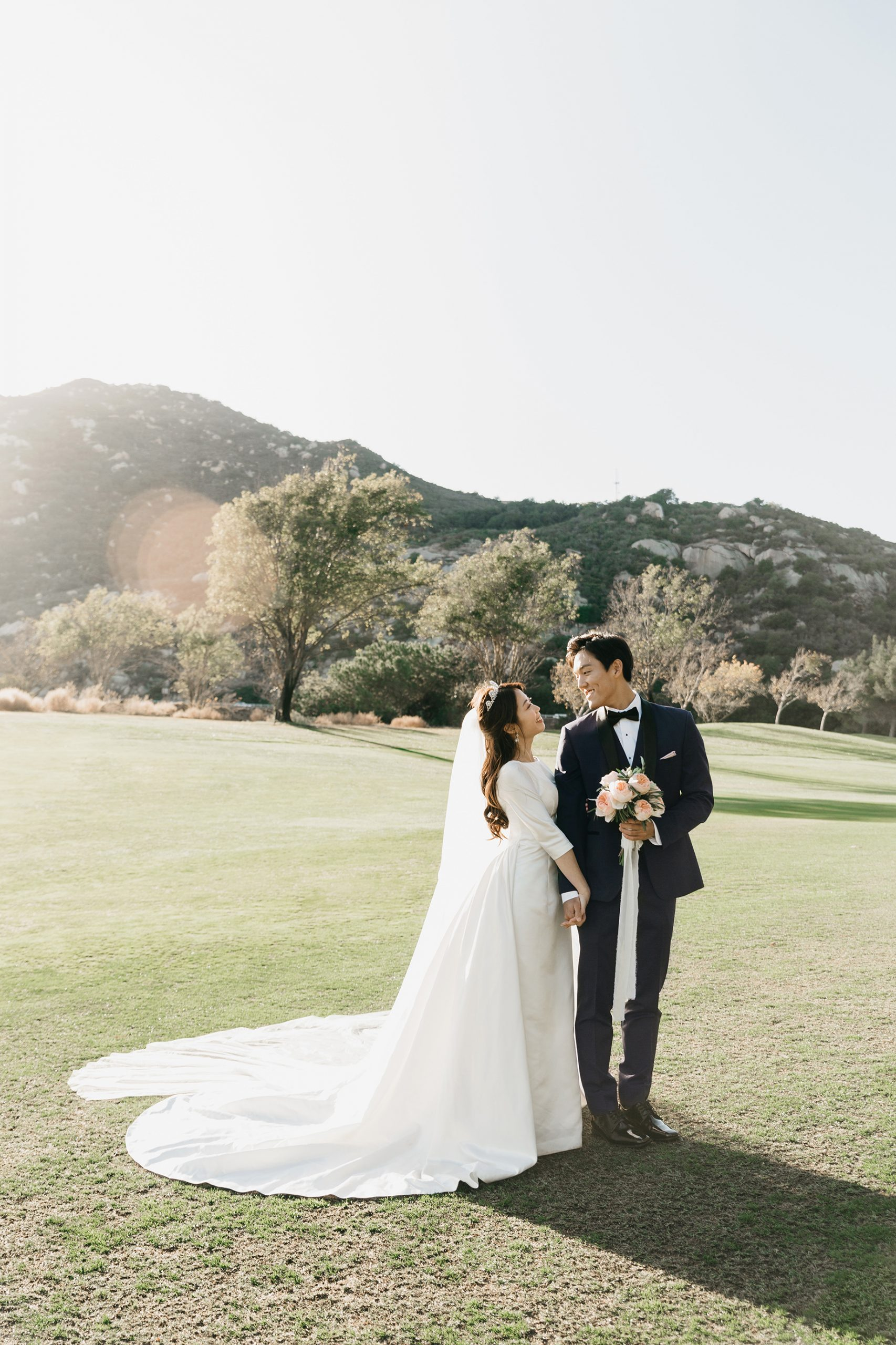 Fall Wedding at the Temecula Creek Inn