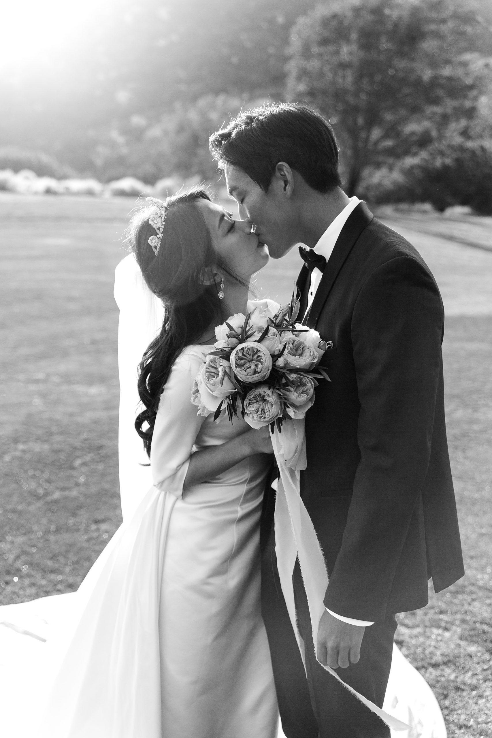 Fall Wedding at the Temecula Creek Inn