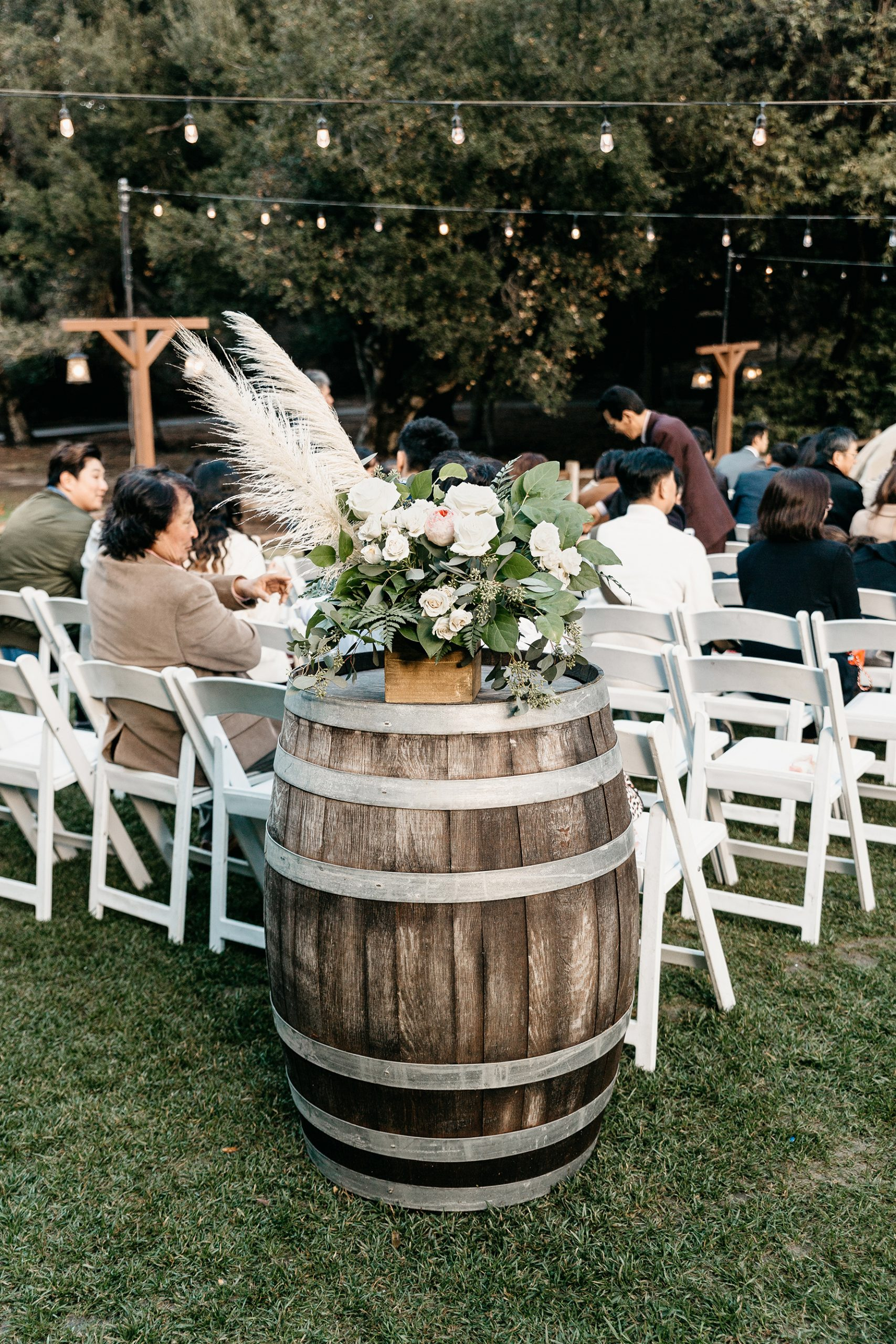 Rustic Fall Wedding at the Temecula Creek Inn