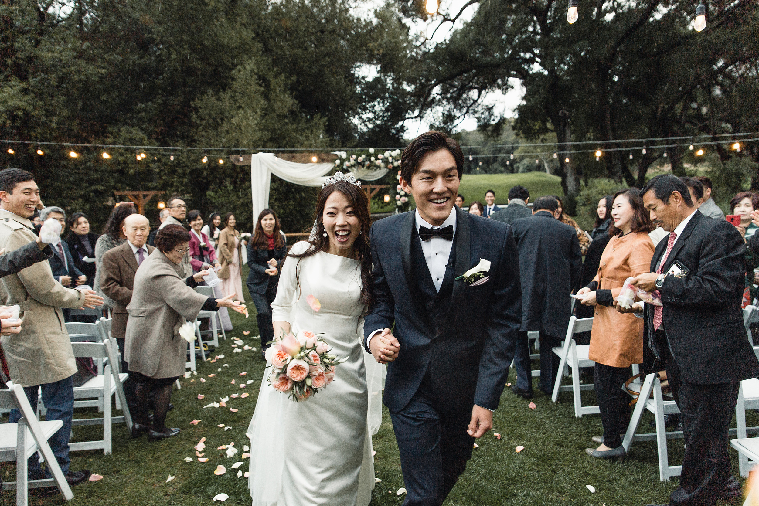 Fall Wedding at the Temecula Creek Inn Stone House